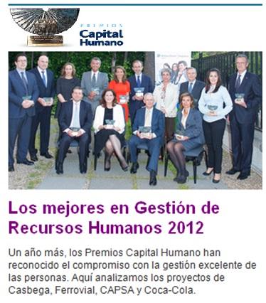 Premio Capital Humano a Score de Competencias