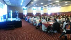 Público en la entrega del Premio a CCO Los Consultores