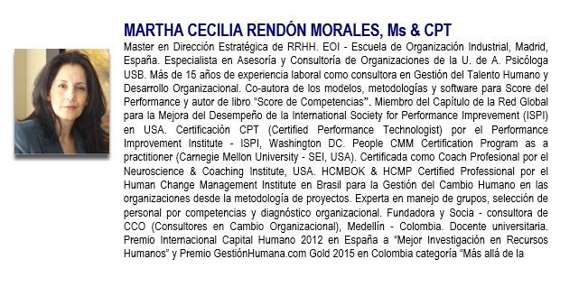 Martha Cecilia Rendón Morales